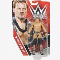 Chris Jericho - WWE Basic Series #75