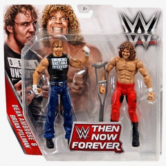 Dean Ambrose & Brian Pillman - WWE Then Now Forever 2016 Series