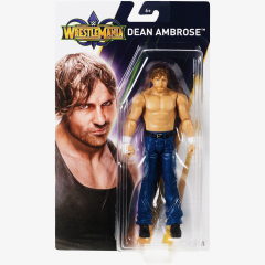 Dean Ambrose - WWE WrestleMania 34 Basic Series