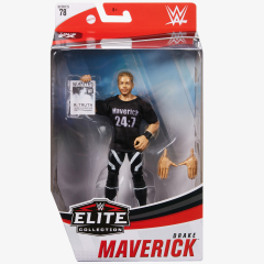 Drake Maverick WWE Elite Collection Series #78