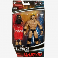 Drew McIntyre WWE Survivor Series 2020 Elite Collection