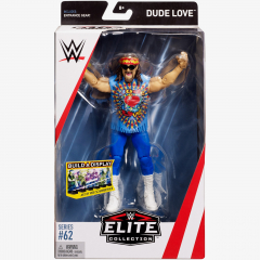 Dude Love WWE Elite Collection Series #62
