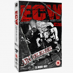 ECW Unreleased Volume 1 DVD