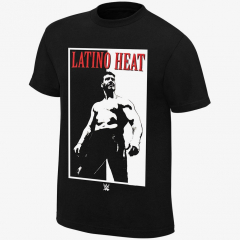 Eddie Guerrero - Addicted to Heat - Men's WWE Retro T-Shirt