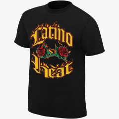 Eddie Guerrero - Can You Stand the Heat - Men's WWE Retro T-Shirt