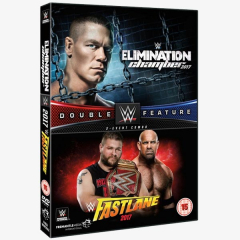 WWE Elimination Chamber & Fast Lane 2017 DVD