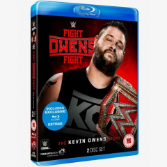 WWE Fight Owens Fight: The Kevin Owens Story Blu-ray