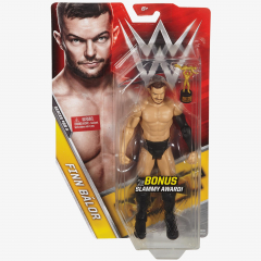 Finn Balor - WWE Basic Series #68 A (With Bonus Slammy Award)