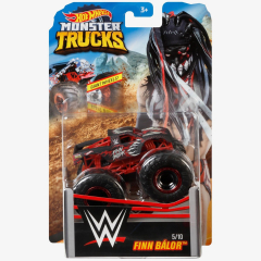Finn Balor - Hot Wheels Monster Trucks WWE Die-Cast Collection