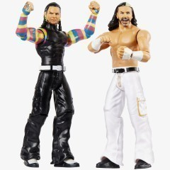 The Hardy Boyz (Matt Hardy & Jeff Hardy) WWE Battle Pack Series #59