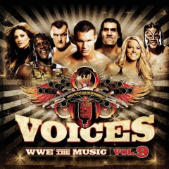 Voices - WWE The Music Volume 9 CD (2009)