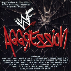 WWF Aggression CD (2000)