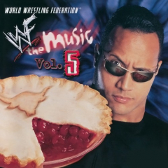 WWE The Music Voume 5 CD (2001)