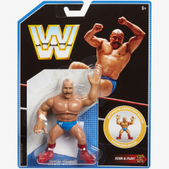 Iron Sheik WWE Retro Figure