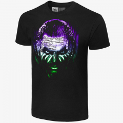 Jeff Hardy - Immune to Fear - Mens Retro WWE T-Shirt
