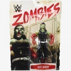 Jeff Hardy - WWE Zombies Series #3