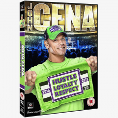 John Cena - Hustle Loyalty Respect DVD