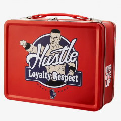 "John Cena ""HLR"" WWE Tin Lunch Box"