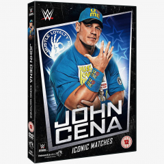 John Cena - WWE Iconic Matches DVD
