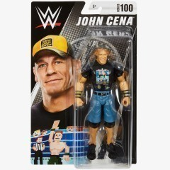 John Cena - WWE Basic Series #100