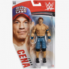 John Cena - WWE Basic Series #105
