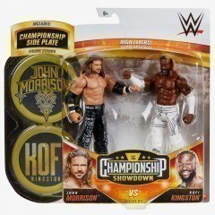 John Morrison & Kofi Kingston - WWE Championship Showdown 2-Pack Series #4