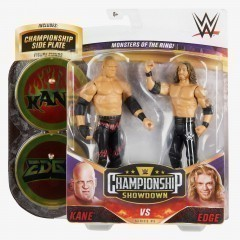 Kane & Edge - WWE Championship Showdown 2-Pack Series #3