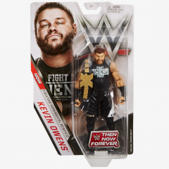 Kevin Owens - WWE Then Now Forever 2017 Basic Series