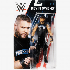 Kevin Owens - WWE Basic Series #78