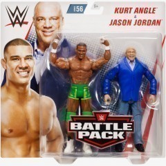 Kurt Angle & Jason Jordan - WWE Battle Pack Series #56