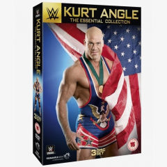 Kurt Angle - The Essential Collection DVD