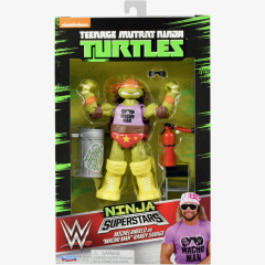 Macho Man Randy Savage - Teenage Mutant Ninja Turtles Series #1