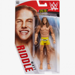 Matt Riddle - WWE Basic Series #103