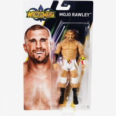 Mojo Rawley - WWE WrestleMania 34 Basic Series