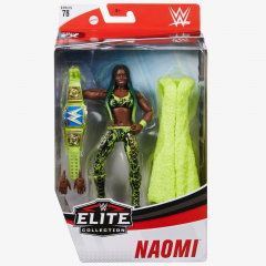Naomi WWE Elite Collection Series #78