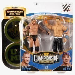 John Cena & Randy Orton - WWE Championship Showdown 2-Pack Series #2