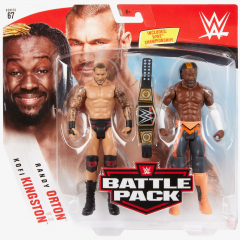 Randy Orton & Kofi Kingston - WWE Battle Pack Series #67