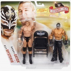 Randy Orton & Rey Mysterio - WWE WrestleMania 36 Battle Pack Series