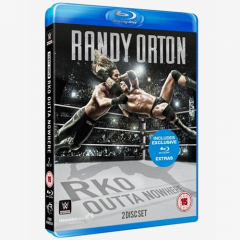 Randy Orton RKO Outta Nowhere Blu-ray