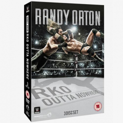 Randy Orton - RKO Outta Nowhere DVD