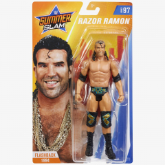 Razor Ramon - WWE Basic Series #97