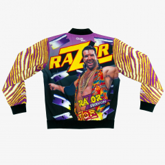Razor Ramon WWE Retro Jacket