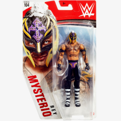 Rey Mysterio - WWE Basic Series #104