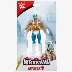 Rey Mysterio WWE Wrekkin' Figures Series (With Ring Stairs)
