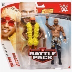 Ricochet & Velveteen Dream - WWE Battle Pack Series #65