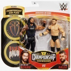 Roman Reigns & Finn Balor - WWE Championship Showdown 2-Pack Series #1