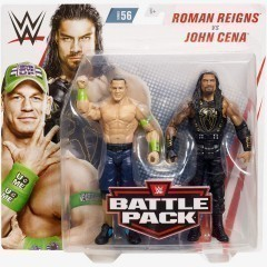 John Cena & Roman Reigns - WWE Battle Pack Series #56