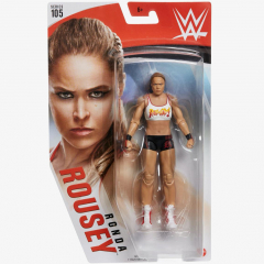 Ronda Rousey - WWE Basic Series #105