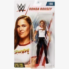 Ronda Rousey - WWE Basic Series #90