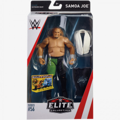 Samoa Joe WWE Elite Collection Series #56